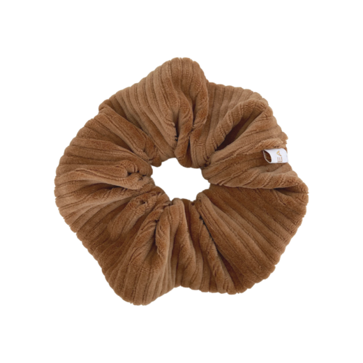 Boho Scrunchie, Toffee