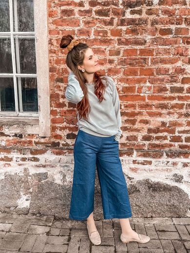 Cosy Culottes, Jeans